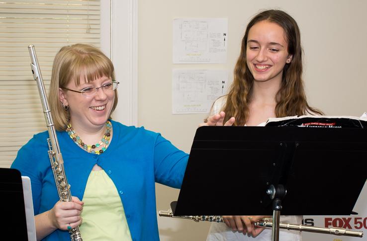 Flute Lesson 2b